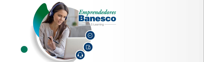 E-Learning aprende en linea emprendedores Banesco Panamá