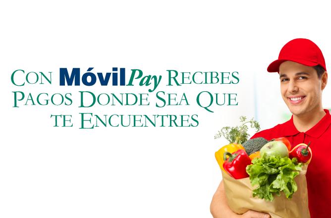 Móvil Pay punto de venta para empresas Banesco Panamá