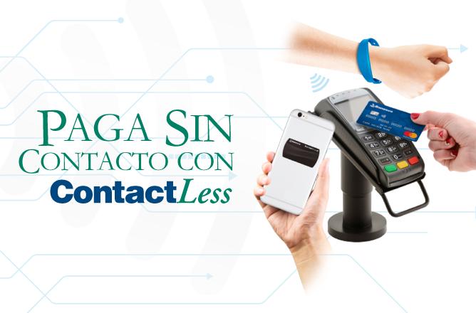 Banesco Panamá productos contactless