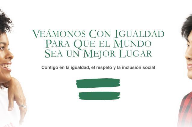 Campaña igualdad Banesco